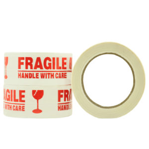 Fragile Message Tape
