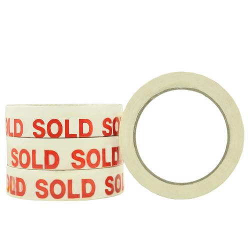 Sold Tape Pomona